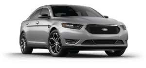 New 2017 Ford Taurus