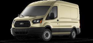 New 2017 Ford Transit Van