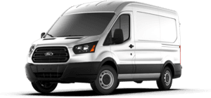 New 2017 Ford Transit Van