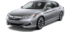 New 2017 Honda Accord Hybrid