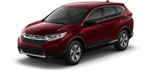 New 2017 Honda CR-V