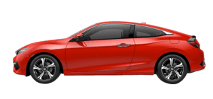New 2017 Honda Civic Coupe