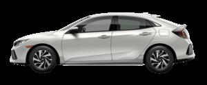 New 2017 Honda Civic Hatchback