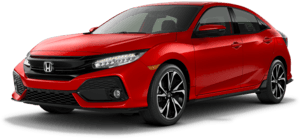New 2017 Honda Civic Hatchback
