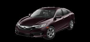New 2017 Honda Civic Sedan