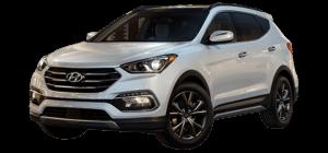 2017 Hyundai Santa Fe Sport 2.4L Auto