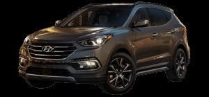 2017 Hyundai Santa Fe Sport 2.0L Turbo Ultimate 4D Sport Utility