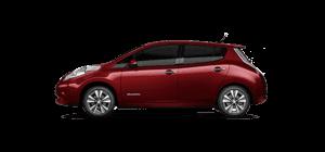 New 2017 Nissan Leaf