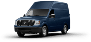 New 2017 Nissan NV Cargo High Roof