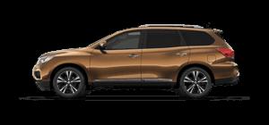 New 2017 Nissan Pathfinder