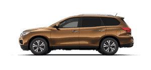 New 2017 Nissan Pathfinder