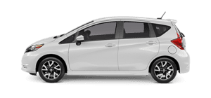 New 2017 Nissan Versa Note