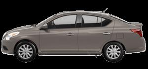 New 2017 Nissan Versa Sedan