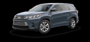 New 2017 Toyota Highlander