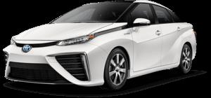New 2017 Toyota Mirai