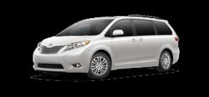 New 2017 Toyota Sienna