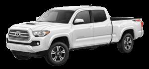 New 2017 Toyota Tacoma Double Cab