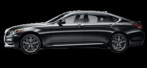 2018 Genesis G80 3.8 4D Sedan