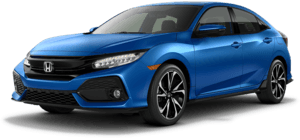 New 2018 Honda Civic Hatchback