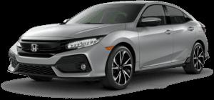 New 2018 Honda Civic Hatchback