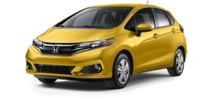 New 2018 Honda Fit