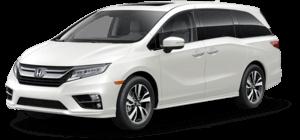 New 2018 Honda Odyssey