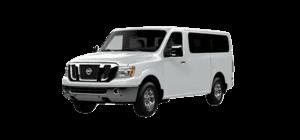 New 2018 Nissan NV Passenger
