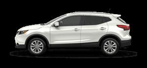 2018 Nissan Rogue Sport SV 4D Sport Utility