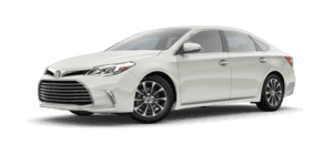 New 2018 Toyota Avalon