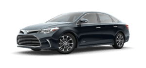 New 2018 Toyota Avalon Hybrid