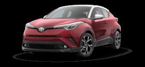 New 2018 Toyota C-HR