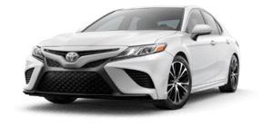 New 2018 Toyota Camry