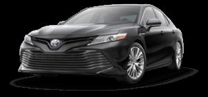 New 2018 Toyota Camry Hybrid