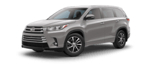 New 2018 Toyota Highlander