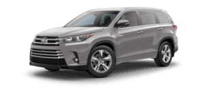 New 2018 Toyota Highlander Hybrid