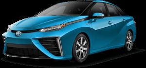 New 2019 Toyota Mirai