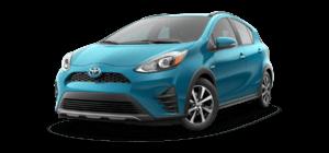 New 2018 Toyota Prius c