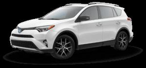 New 2018 Toyota RAV4 Hybrid