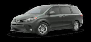New 2018 Toyota Sienna