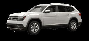 2018 Volkswagen Atlas 2.0T S FWD