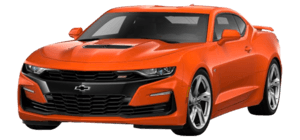 2019 Chevrolet Camaro SS 2D Coupe
