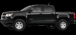 2019 Chevrolet Colorado LT 4D Crew Cab