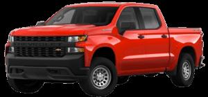 2019 Chevrolet Silverado 1500 LT 4D Crew Cab