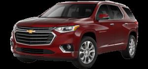 2019 Chevrolet Traverse Premier 4D Sport Utility