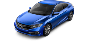 New 2019 Honda Civic Coupe