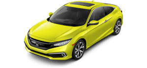 New 2020 Honda Civic Coupe