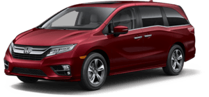 New 2019 Honda Odyssey