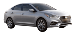 2019 Hyundai Accent Limited 4D Sedan