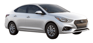 2019 Hyundai Accent SEL 4D Sedan