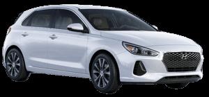 2019 Hyundai Elantra GT 4D Hatchback